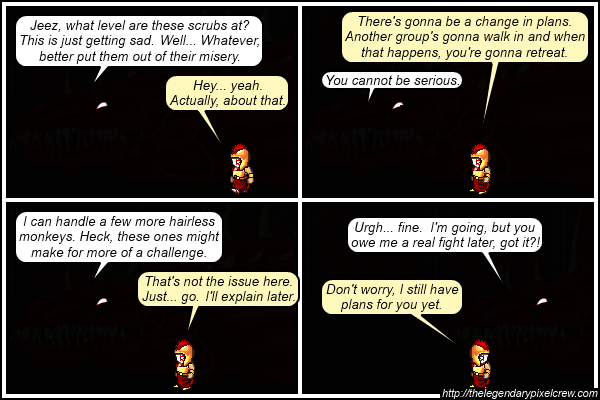 "Strip 515 - ""Almost went with perfectly pitch black there... but..."""