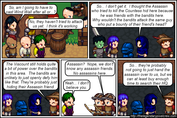 """Strip 564 - """"Should've put more ranks into Bluff"""""""