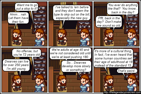 "Strip 197 - ""Cultural or Biological Dissonance?"""